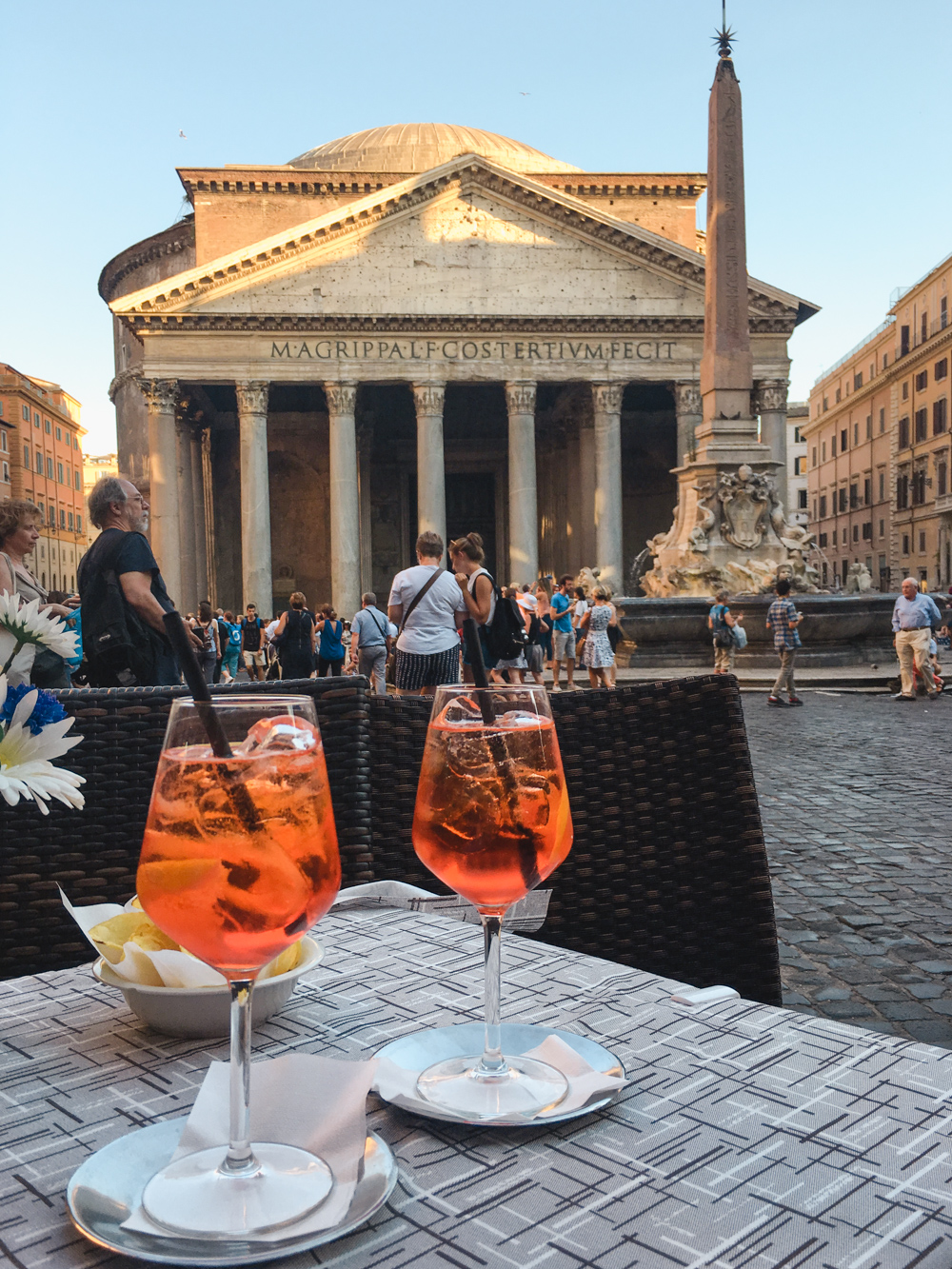 Where to eat and drink in Rome-Pantheon