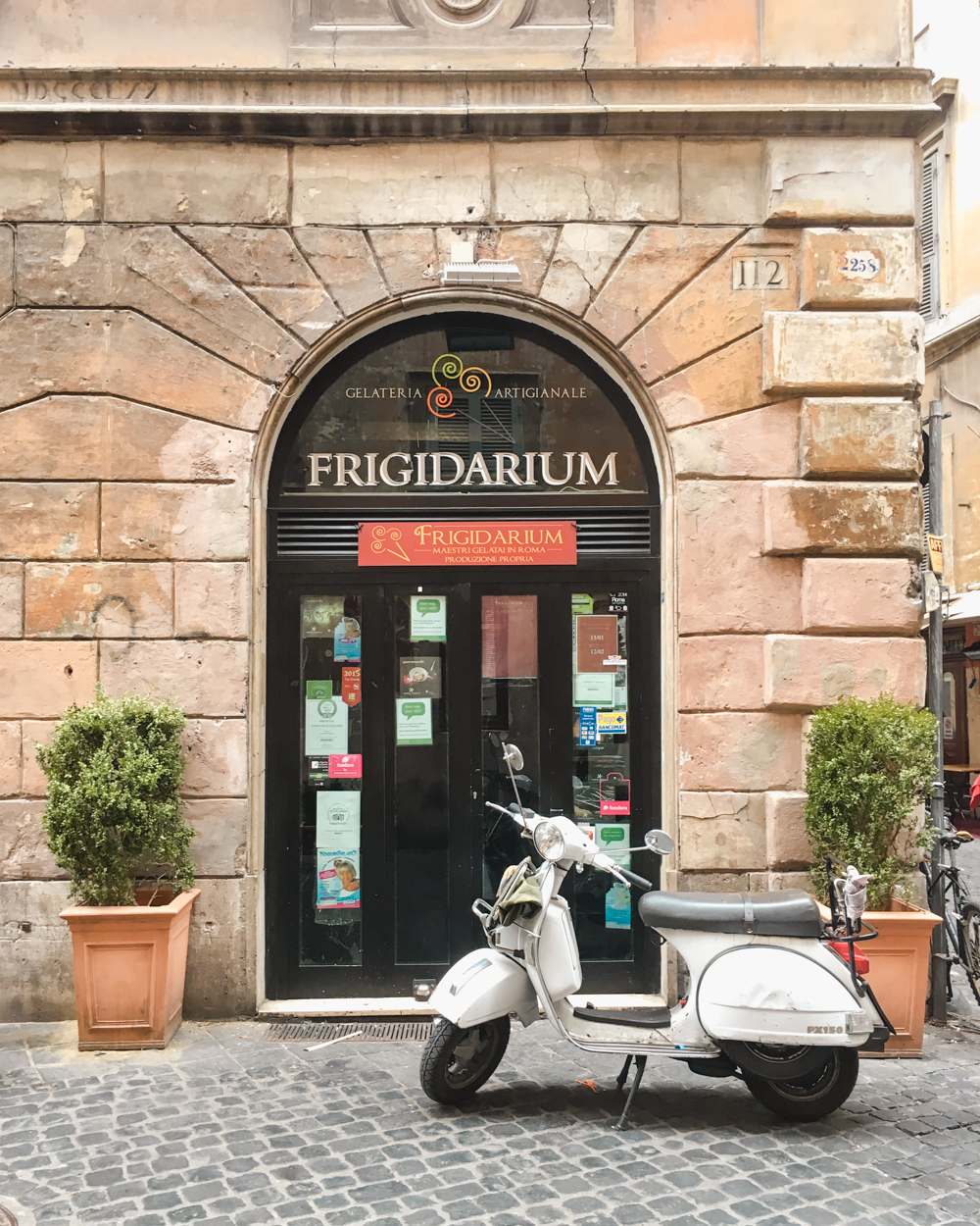 The best gelato in Rome | Frigidarium