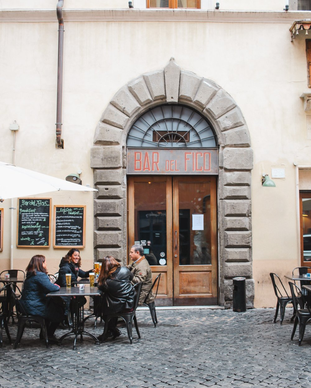 Where to eat and drink in Rome
