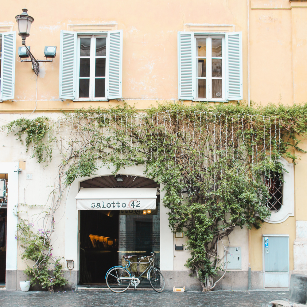 Where to eat and drink in Rome-Salatto 42