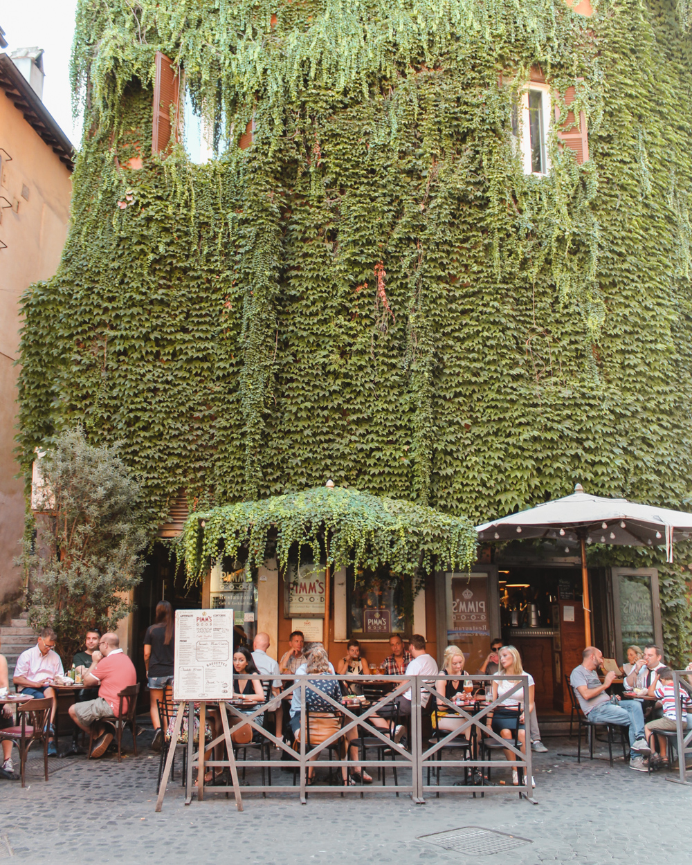 Where to eat and drink in Rome | Trastevere