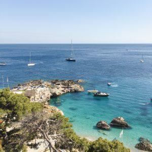 Islands in Italy- capri