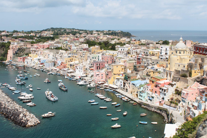 Islands in Italy- Procida