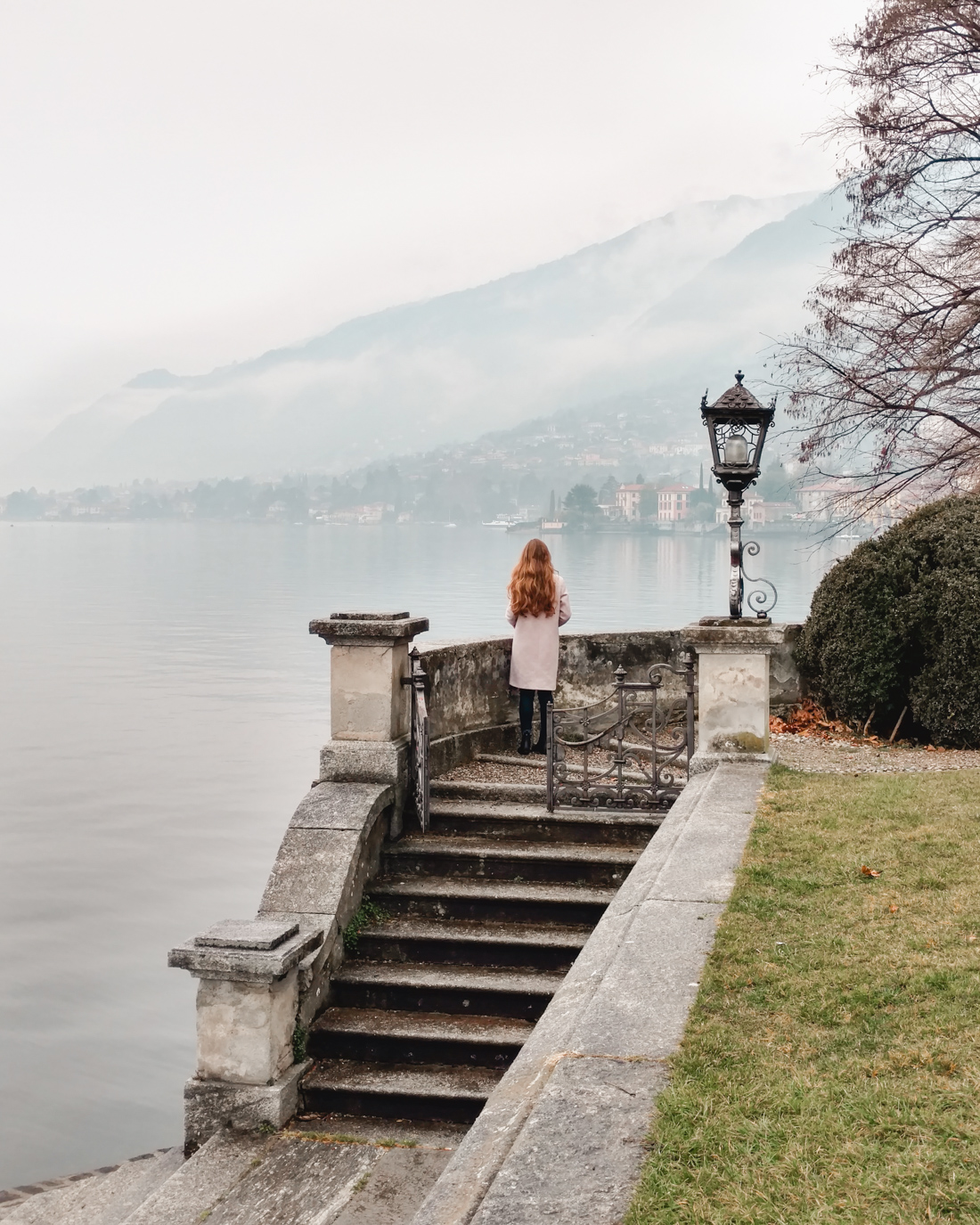 Two Days in Lake Como.
