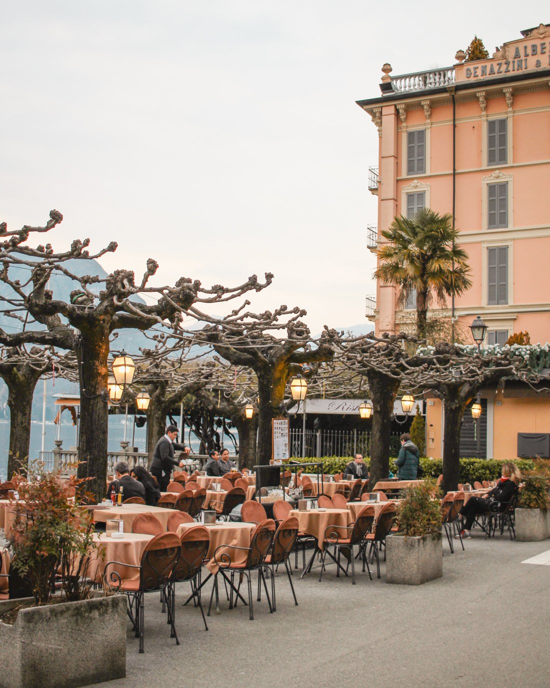 Two Days in Lake Como