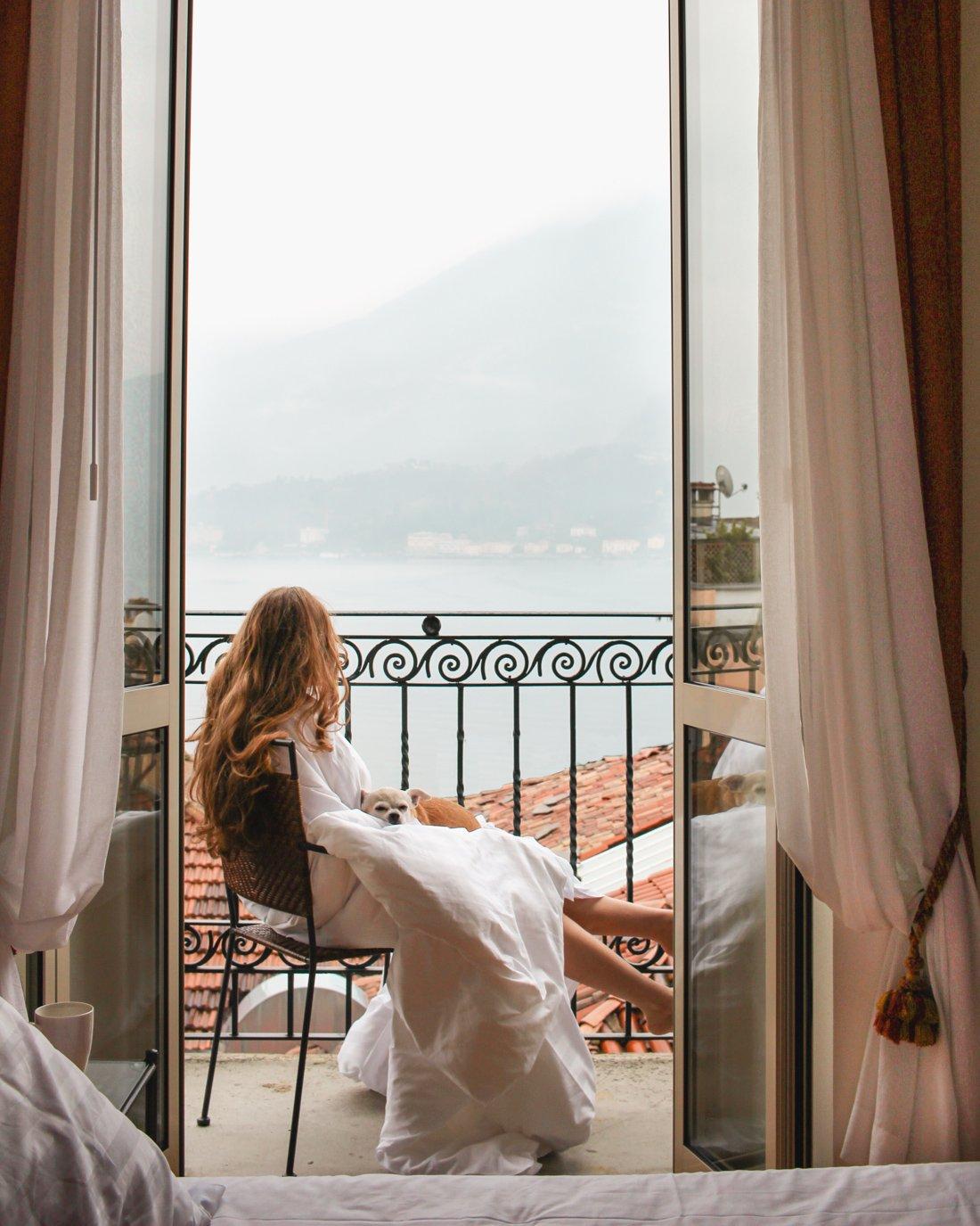 Where to Stay in Lake Como. Hotel Bellagio.
