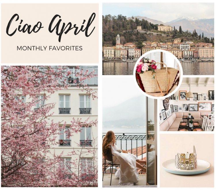 Ciao April