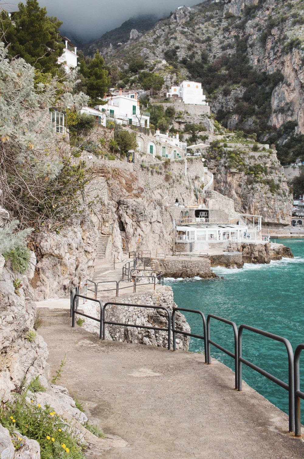 Praiano, Amalfi Coast. Italy