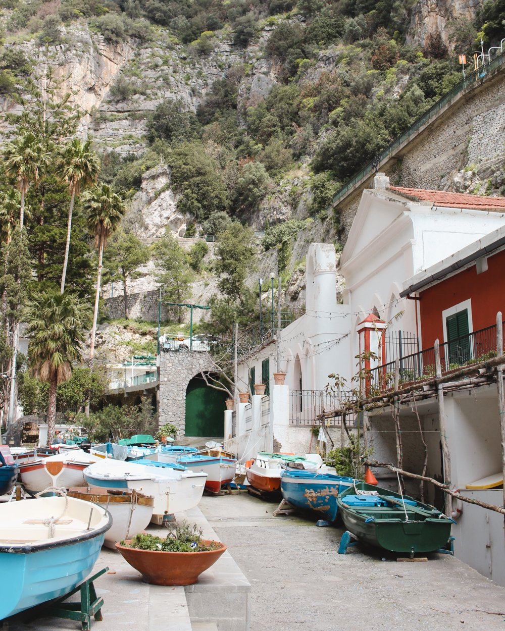 Praiano Travel Guide | Amalfi Coast #italy