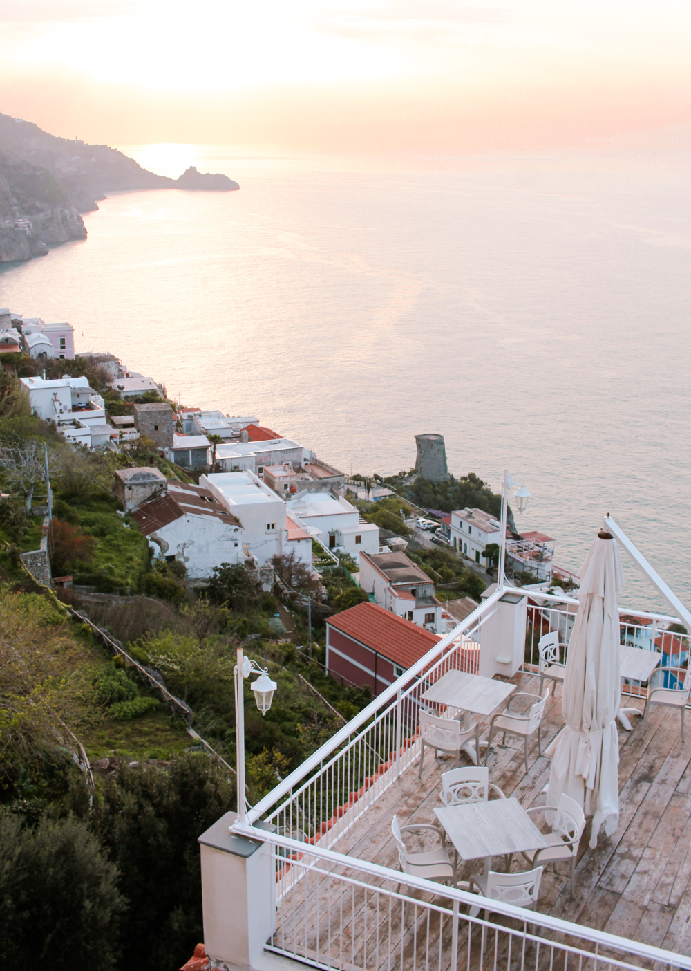 Where to stay in Praiano Amalfi Coast