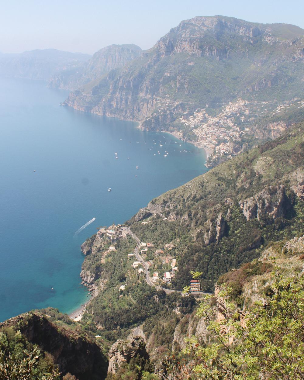 Path of the Gods. Amalfi Coast