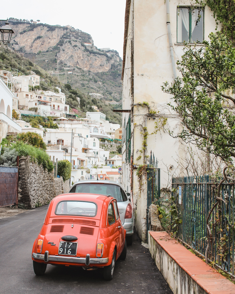 Driving Tips for a Road Trip in Italy