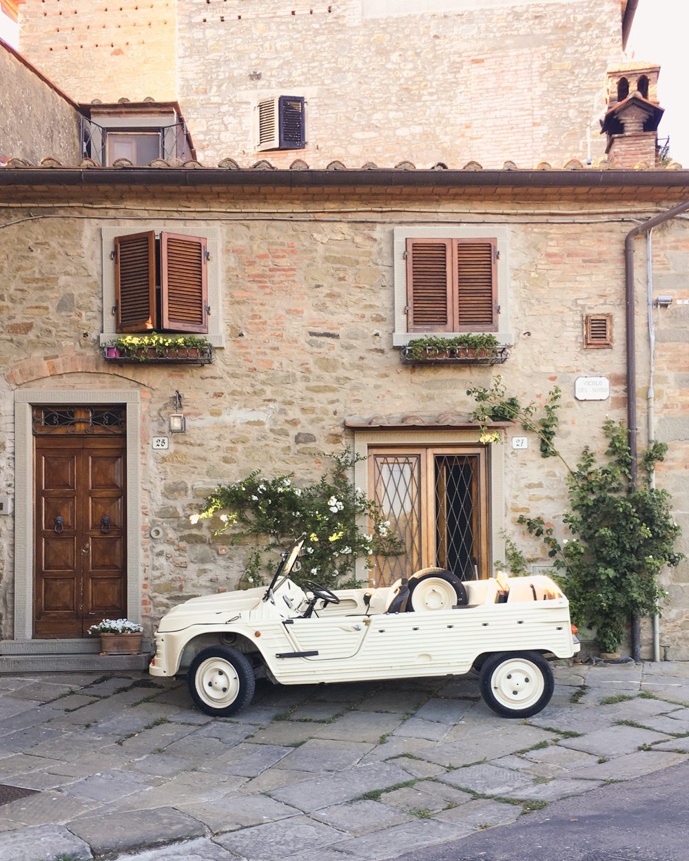 Road Trip Italy Tips