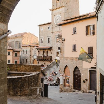 Scenes from Tuscany: A Day in Cortona