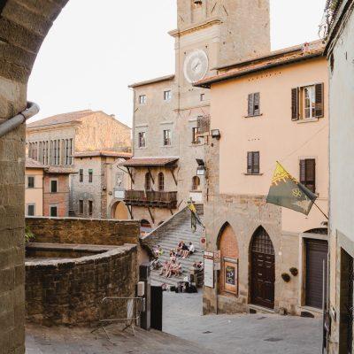 Scenes from Tuscany: A Day in Cortona