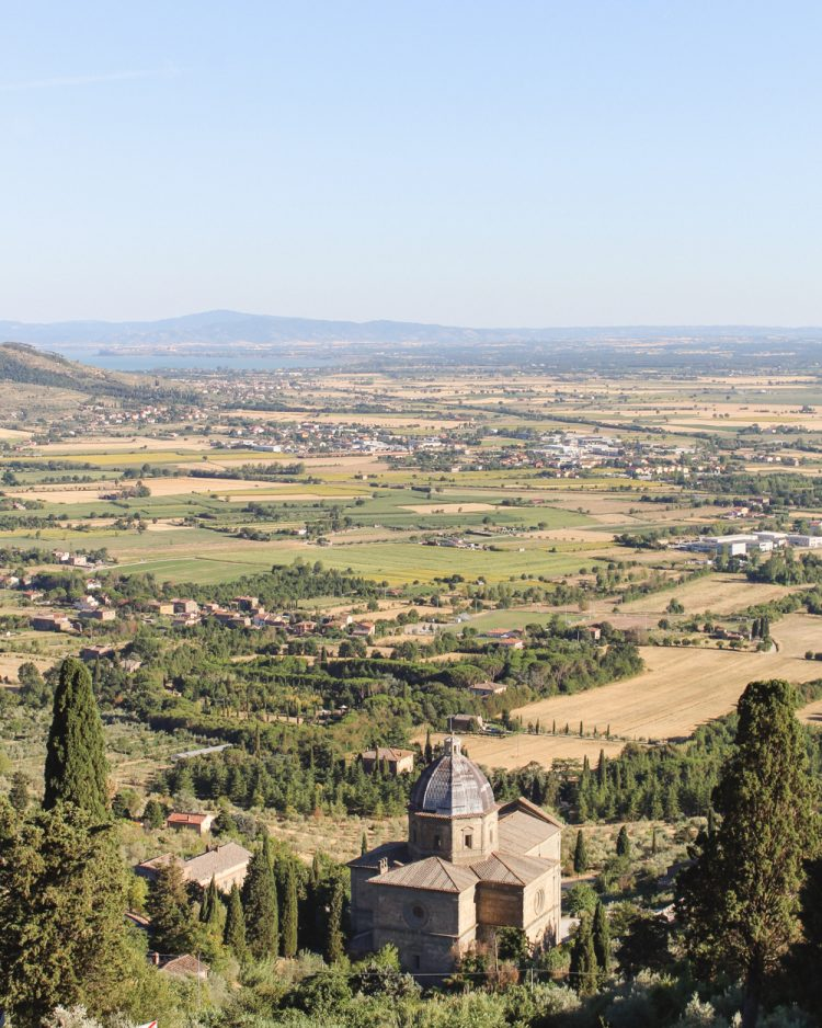 A Day in Cortona | Tuscany, Italy