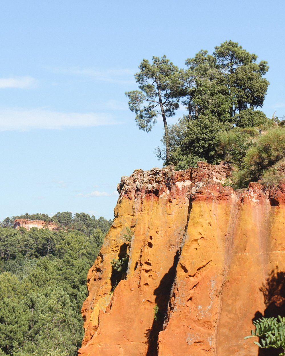 3 Day Provence Itinerary- Roussillon Ochre Trail