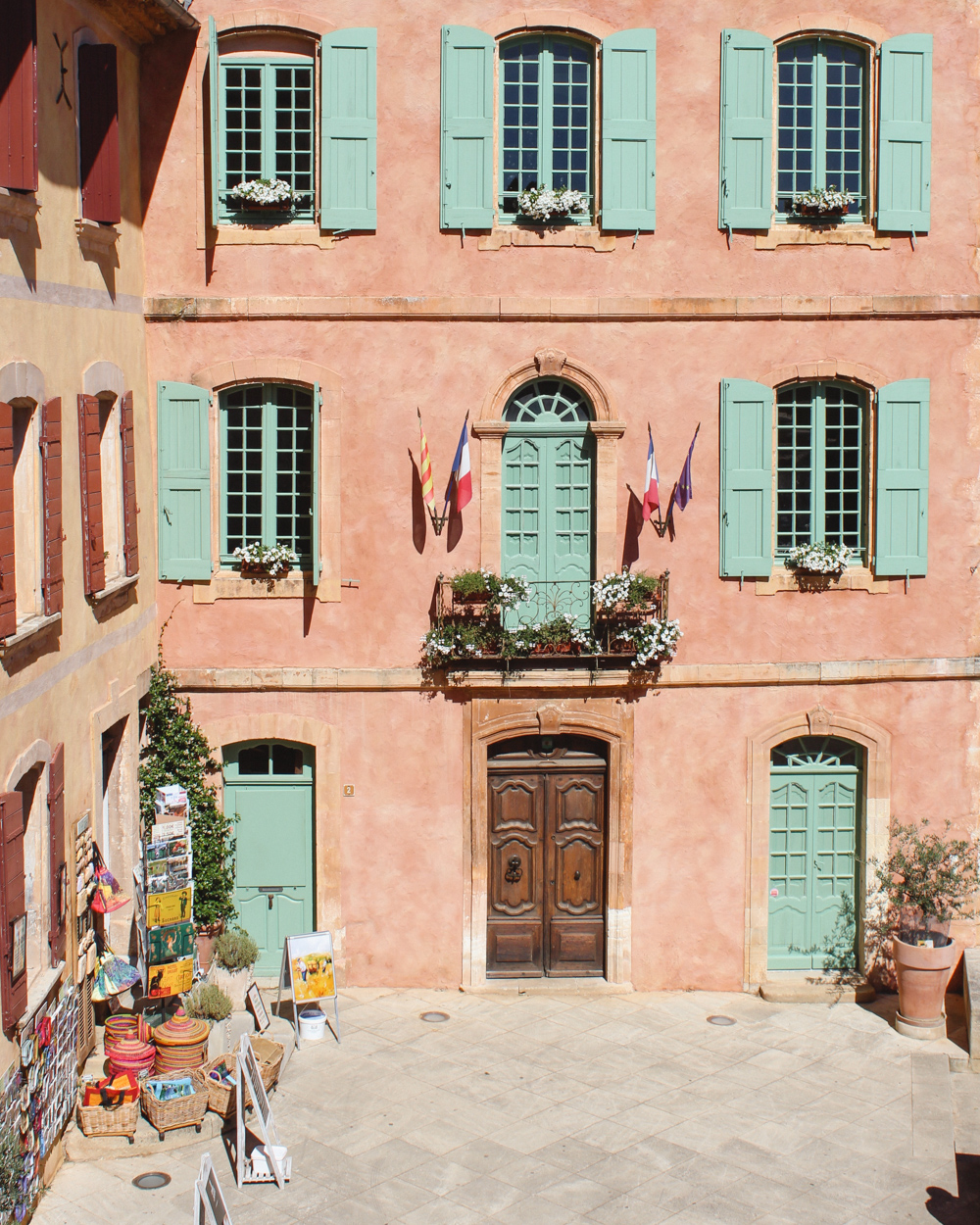 3 Day Provence Itinerary - Roussillon
