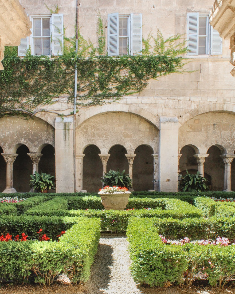 3 Day Provence Itinerary | Monastery Saint-Paul de Mausole