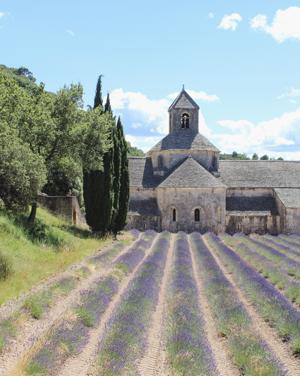 Provence Travel Itinerary | Sénanque Abbey