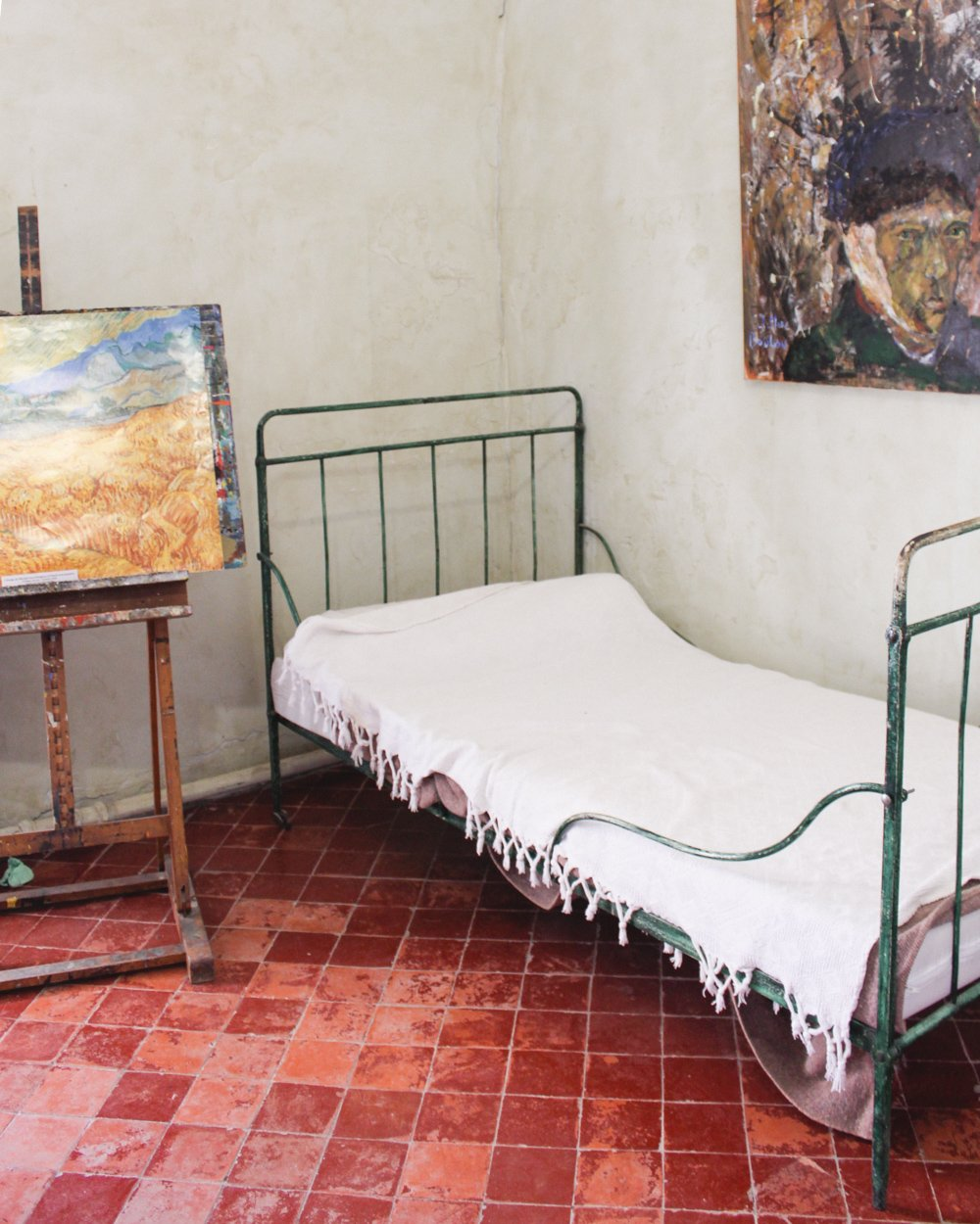 Van Gogh Bedroom Provence