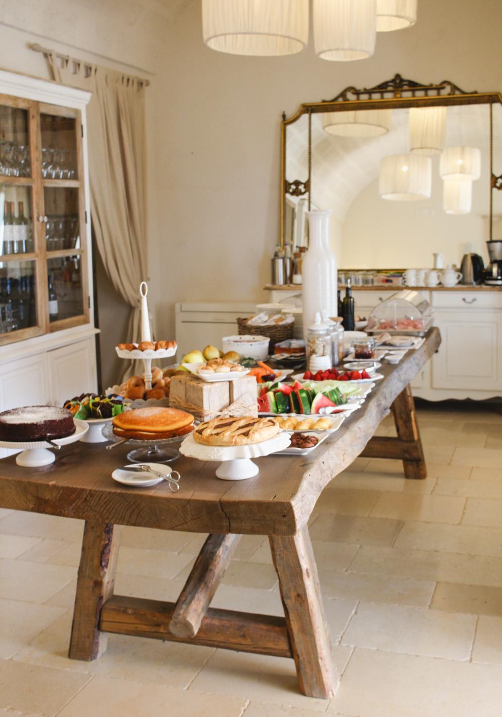 Where to Stay in Puglia- Masseria San Francesco