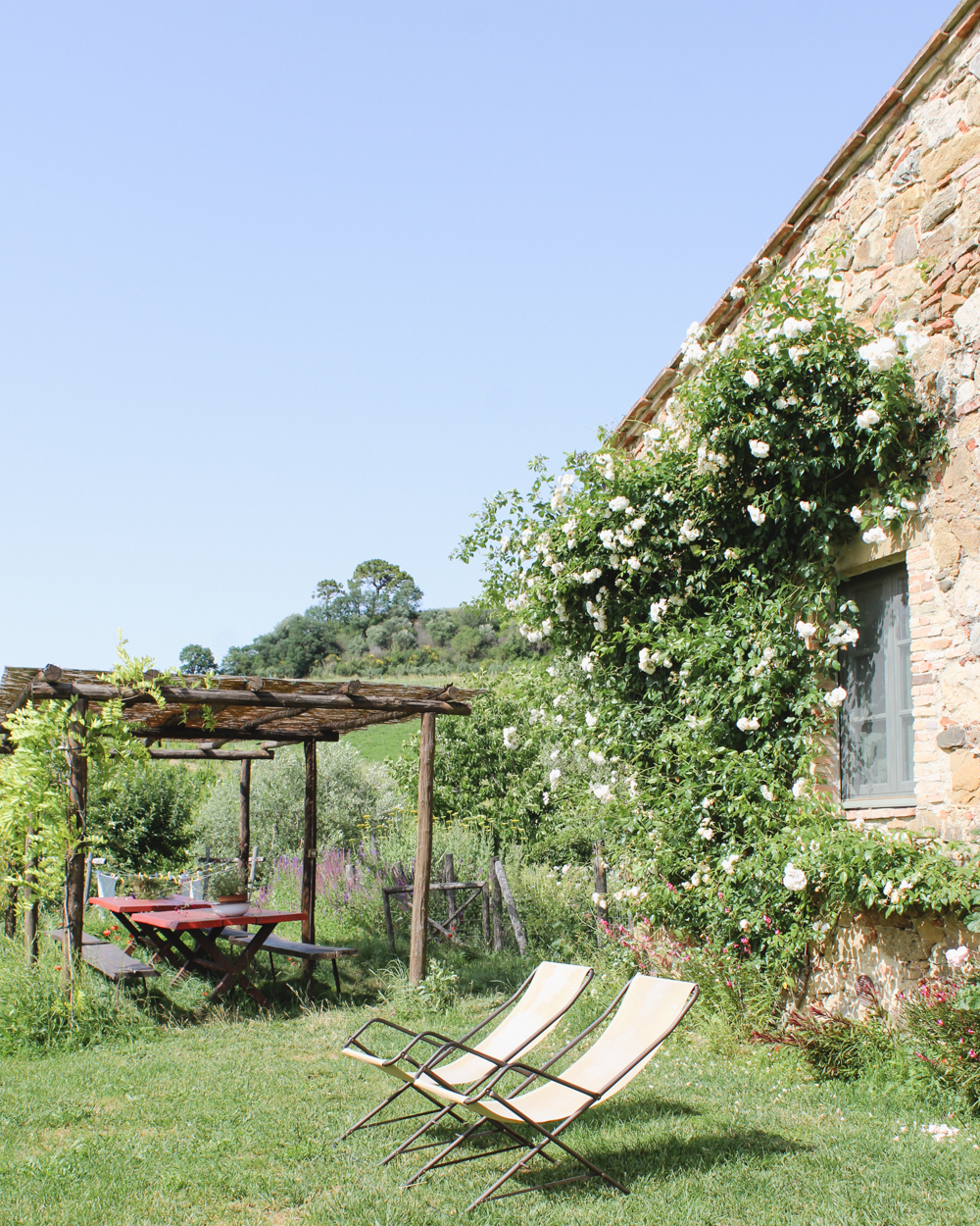 Where to Stay in Tuscany- Follonico