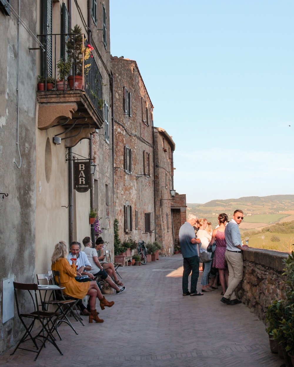 Top Towns in Tuscany you can't miss | Italy Travel | Where to go in Pienza