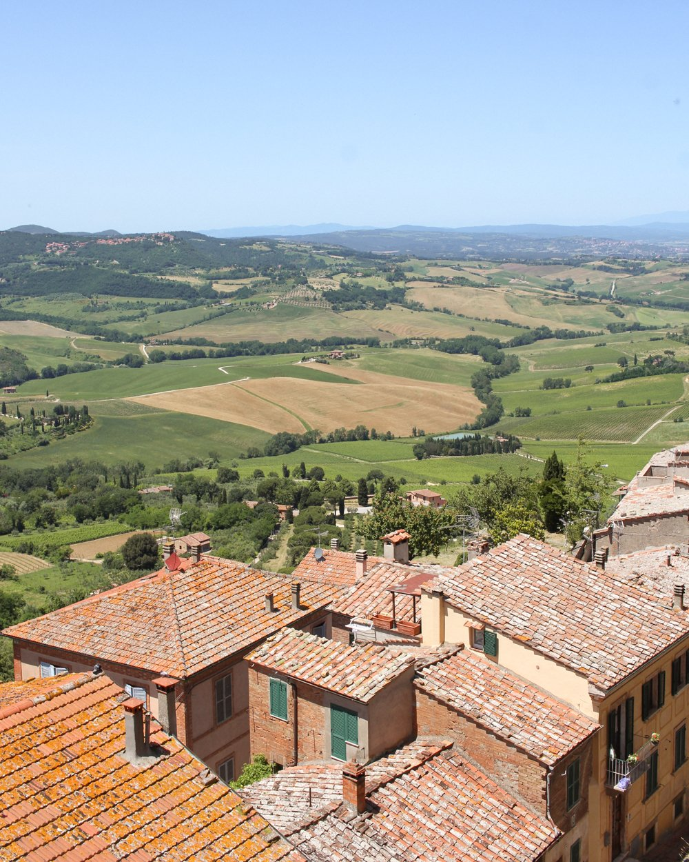 Top Towns You can't miss in Tuscany | Italy Travel | Montepulciano