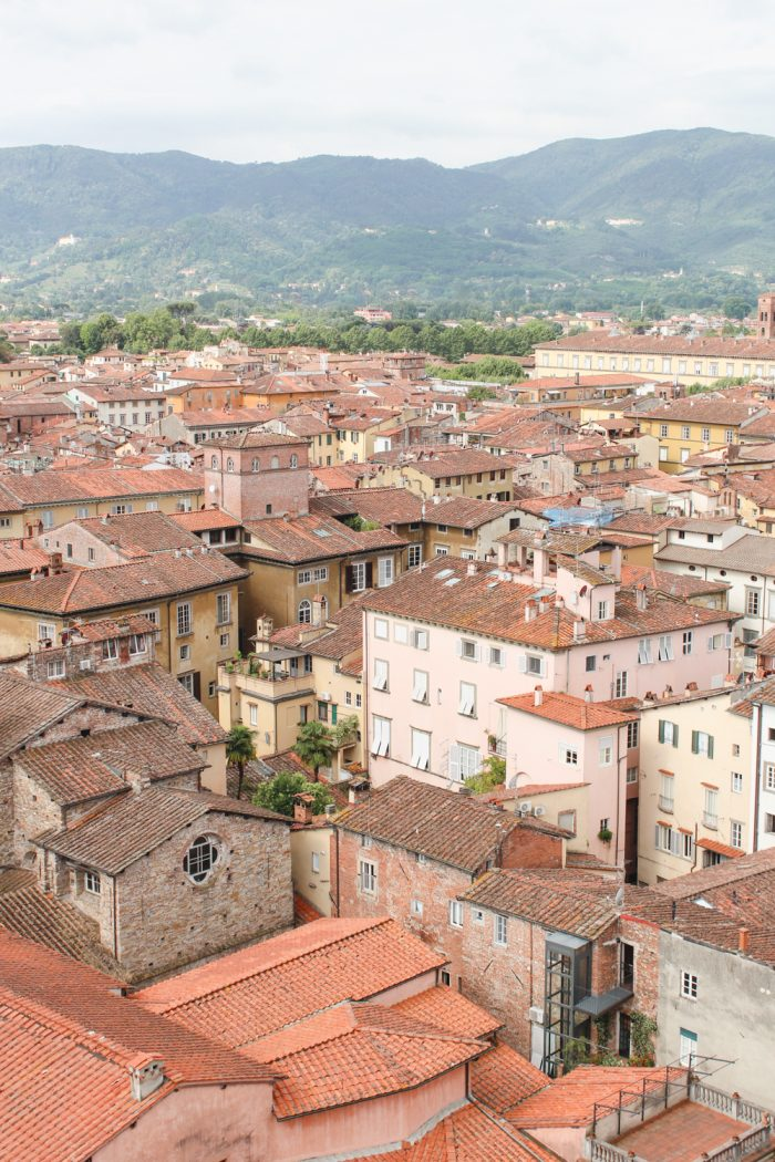 A Quick Travel Guide to Lucca, Tuscany