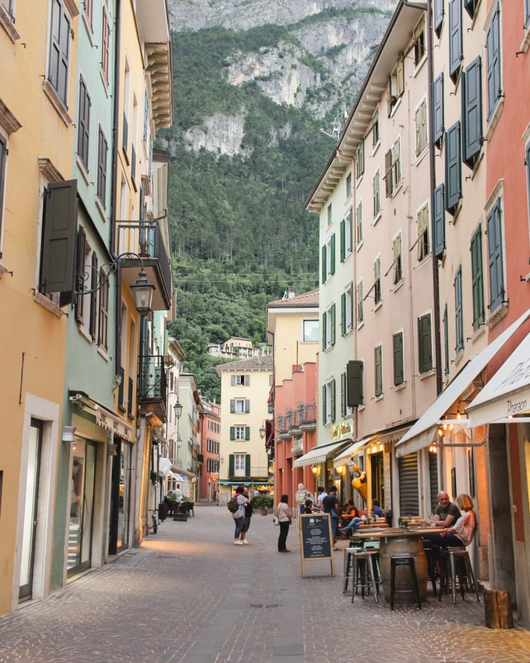 5 Reasons to Visit Lake Garda: Riva del Garda
