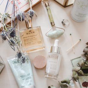 French Skincare Products- Caudalie- What to get at French Pharmacy