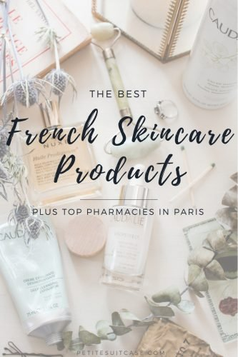 The Best French Skincare Products- Pharmacies in Paris.