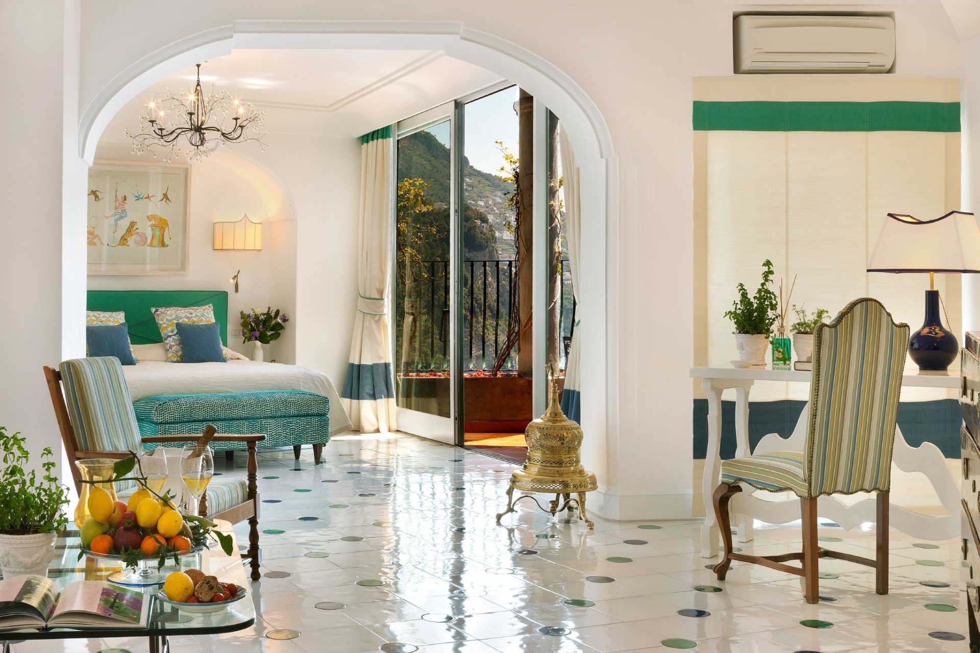 Where to stay: Il San Pietro di Positano
