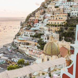 Where to Stay in Positano- Le Sirenuse-