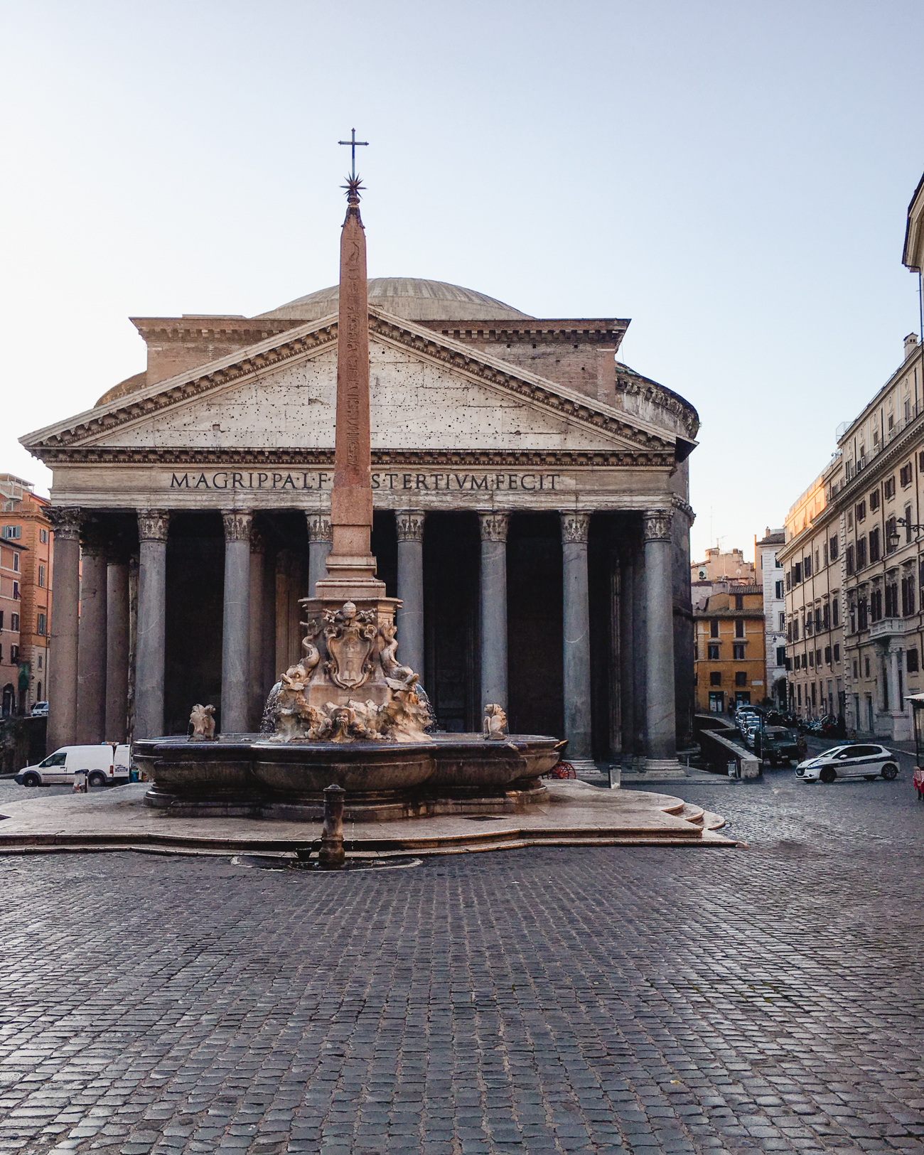 25 things you must do in Rome- Pantheon
