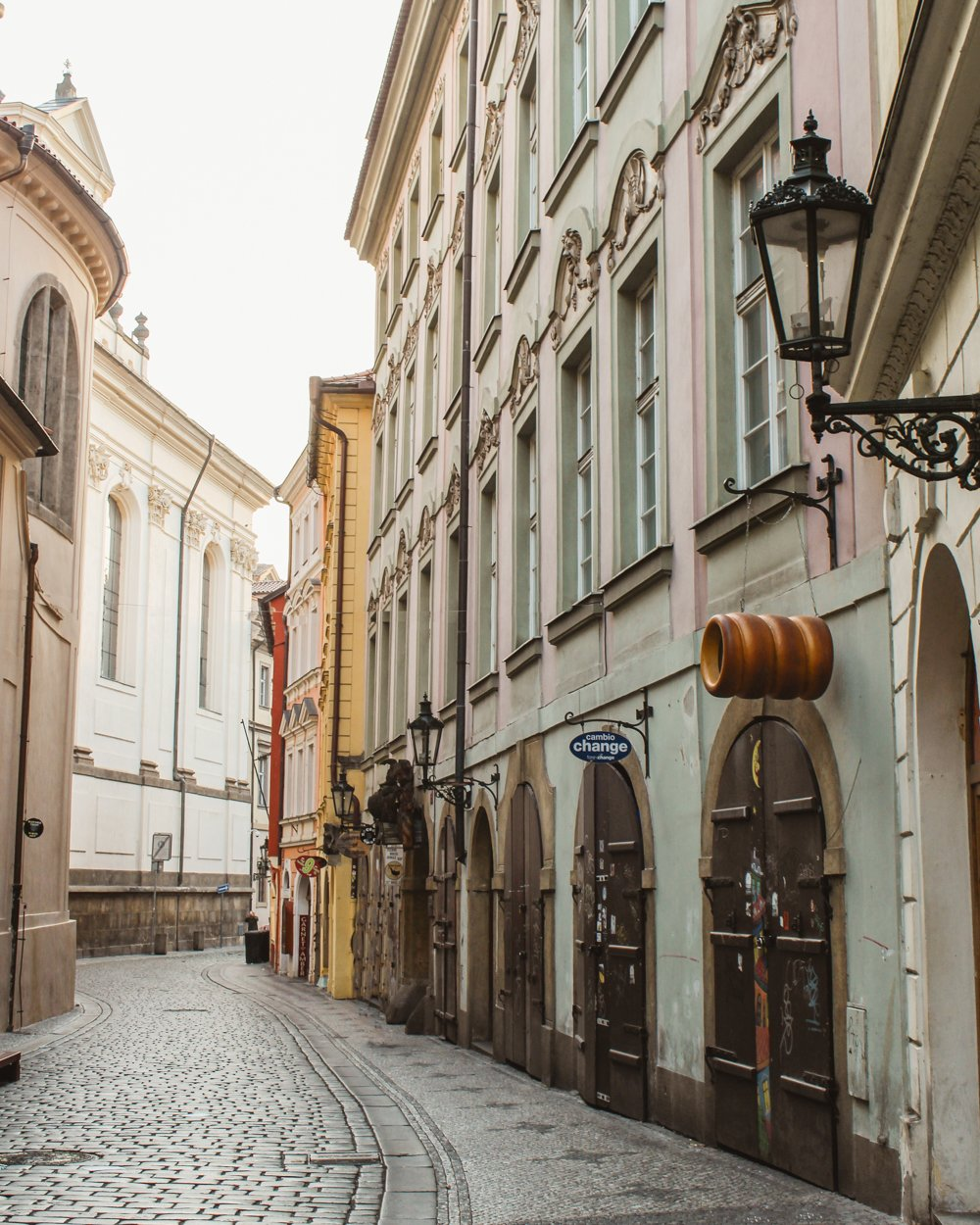 Where to go in Europe in the Fall - Prague