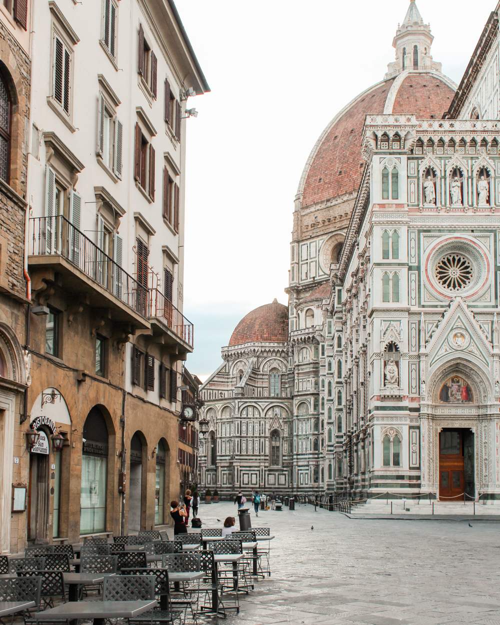 Where to go in Europe in the Fall - Tuscany