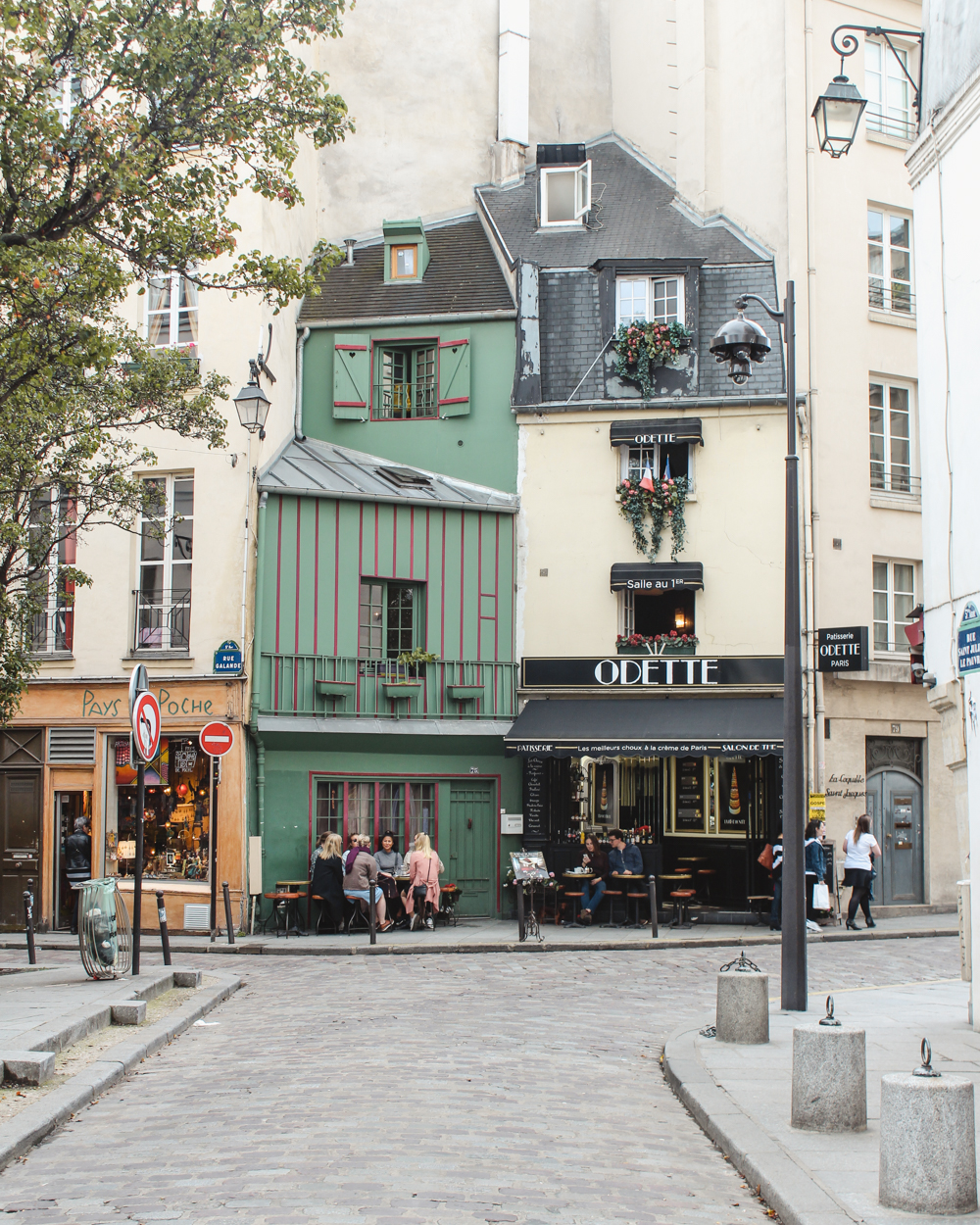 Where to go in Fall in Europe- Paris