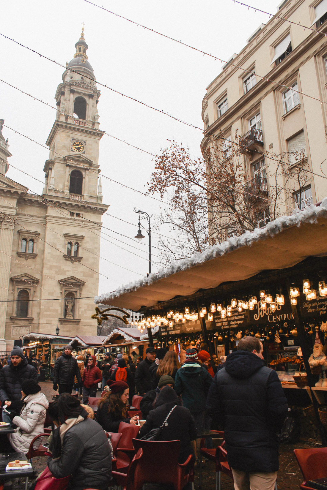 Best Christmas Markets in Europe | Budapest