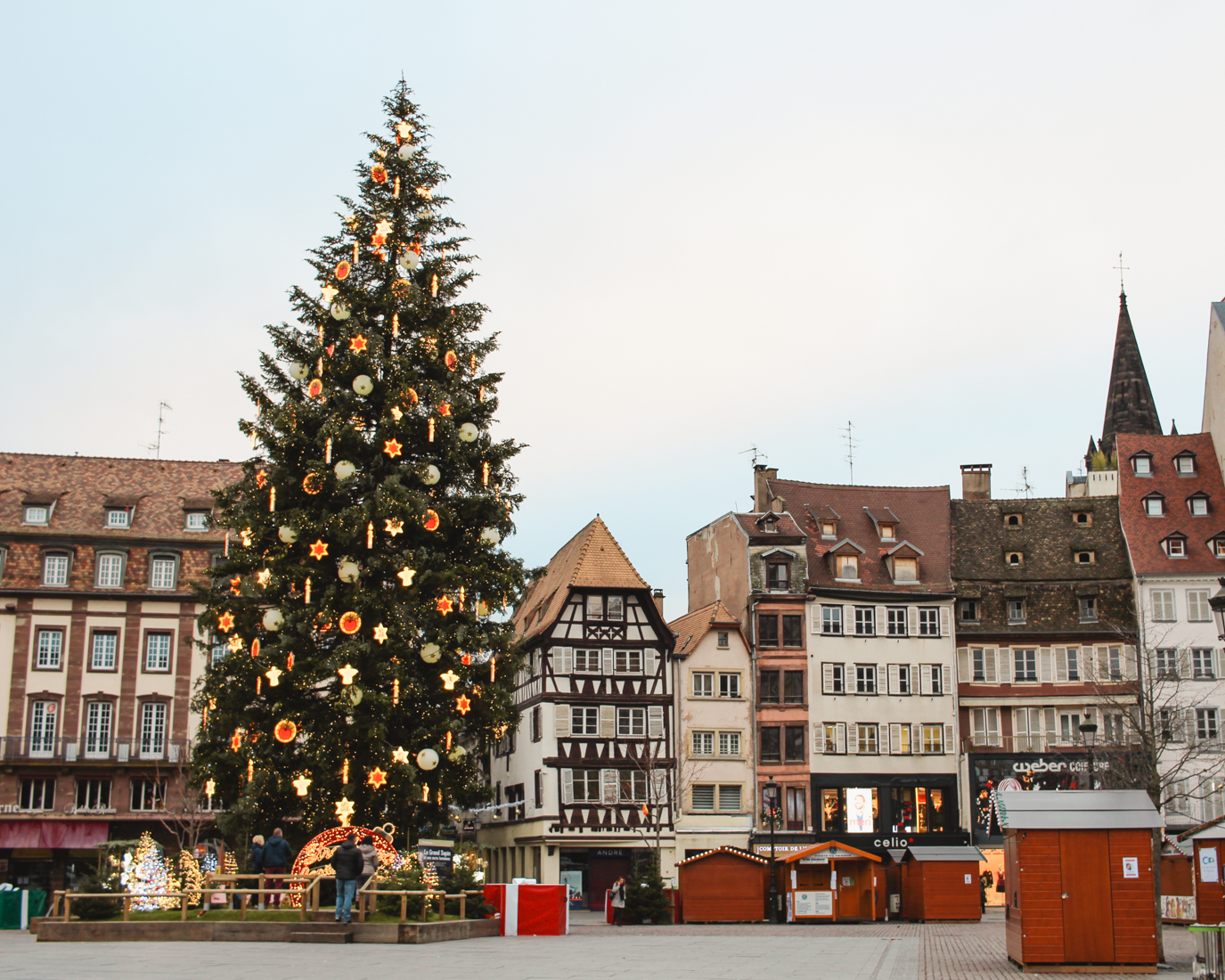 Best Christmas Markets in Europe- Strasbourg, France