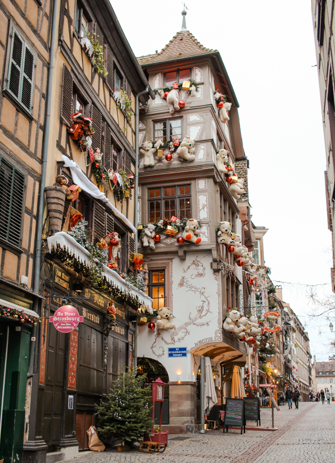 Best Christmas Markets in Europe- Strasbourg