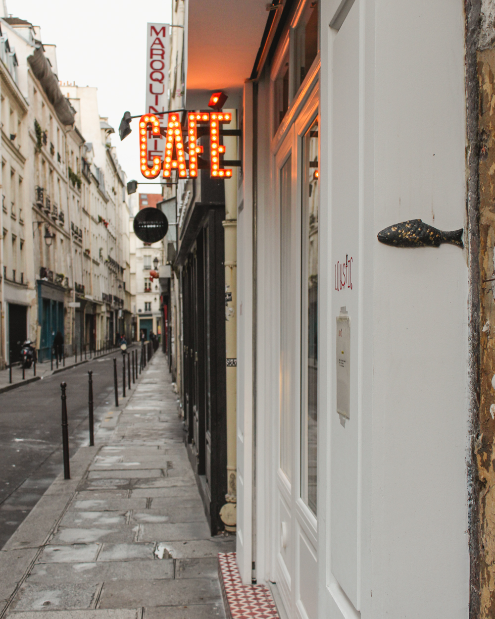 Loustic Cafe | Paris