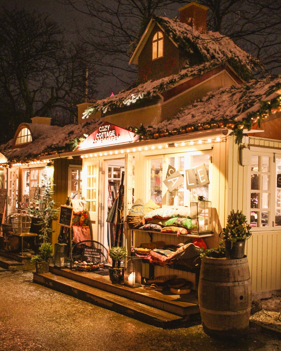 Christmas Market in Tivoli Garden, Copenhagen-4