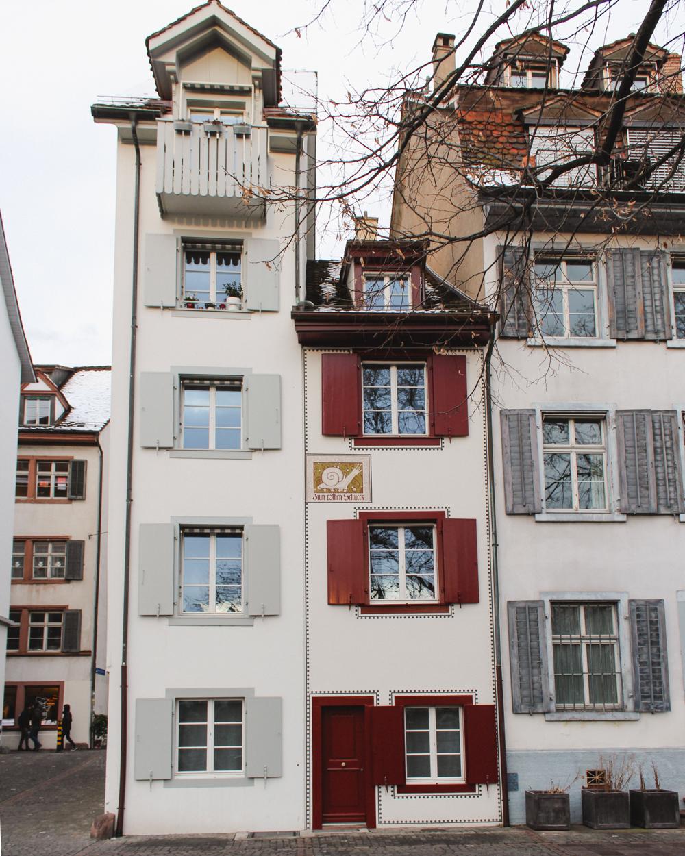 A Day in Basel Switzerland