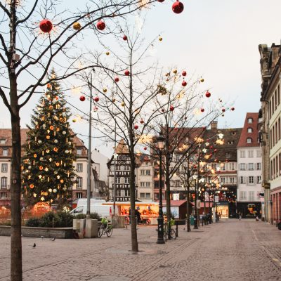 20 Photos that Prove Strasbourg Really is the Capital of Christmas