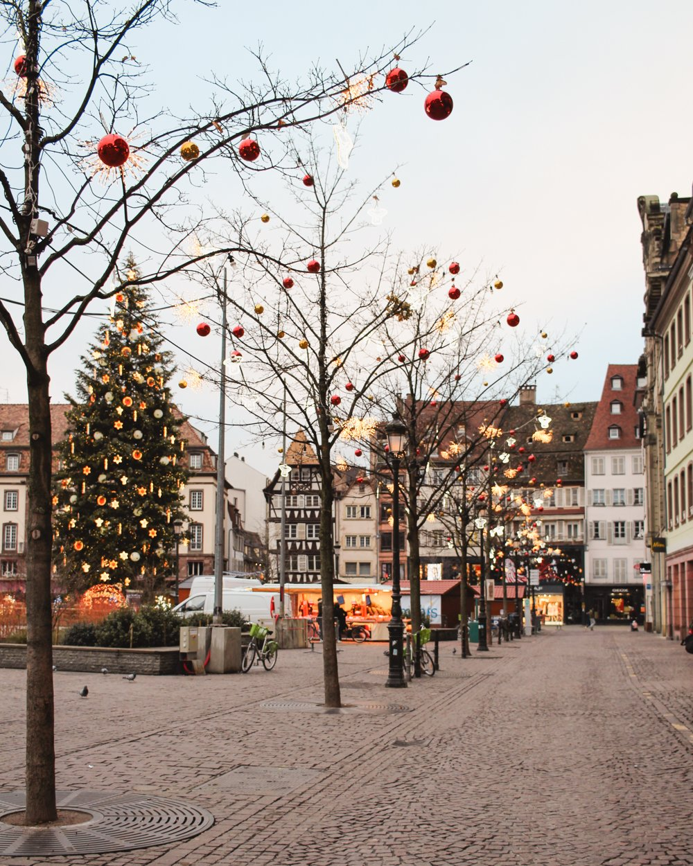 Christmas Market in Strasbourg, France | Capital of Christmas