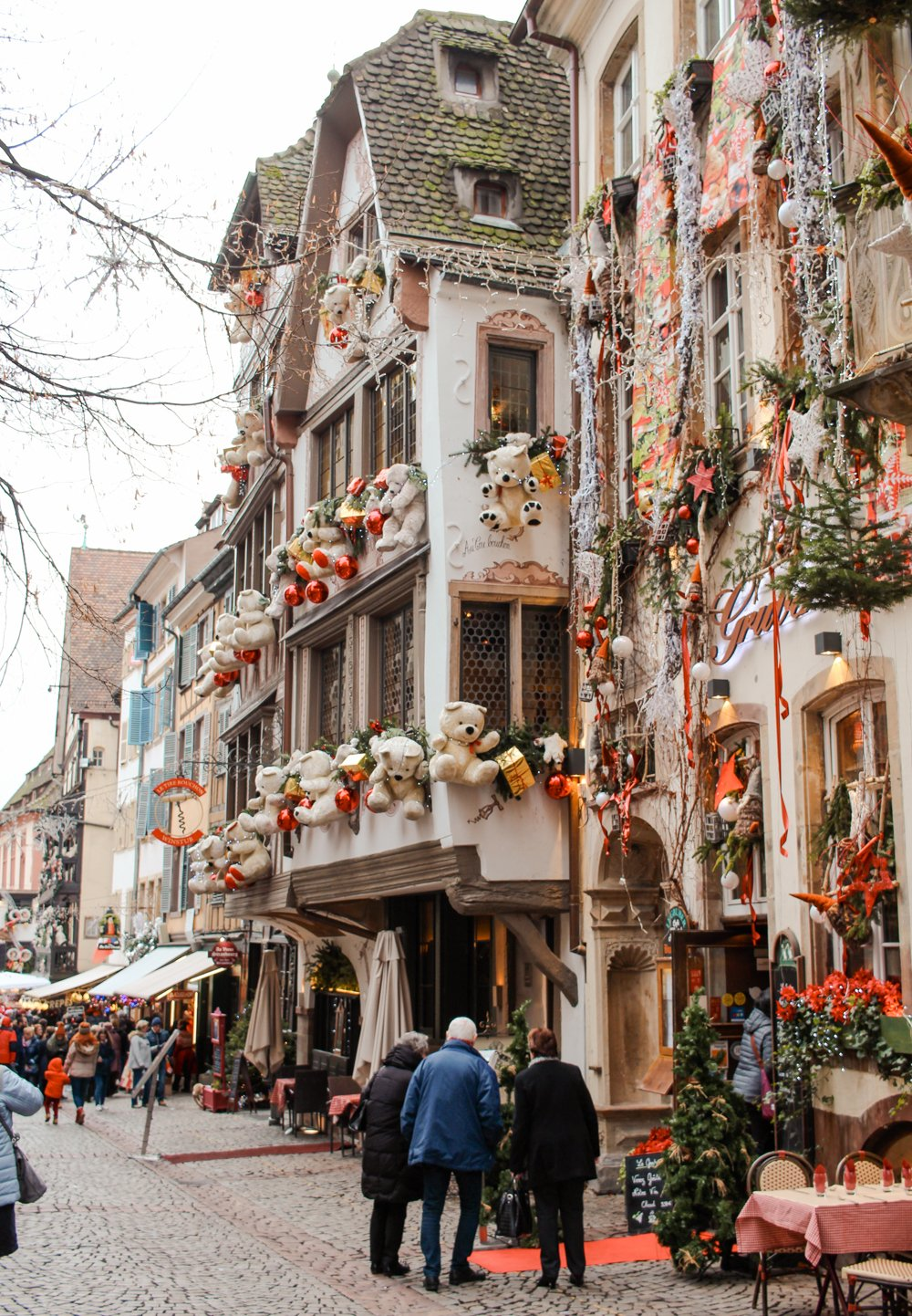 Christmas Market in Strasbourg, France | Capital of Christmas-