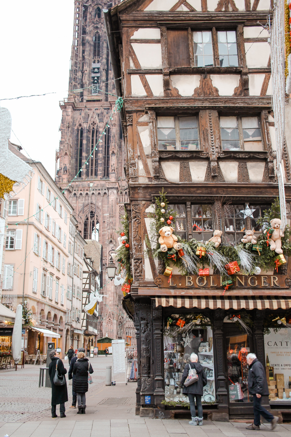 Christmas Market in Strasbourg, France | Capital of Christmas-9