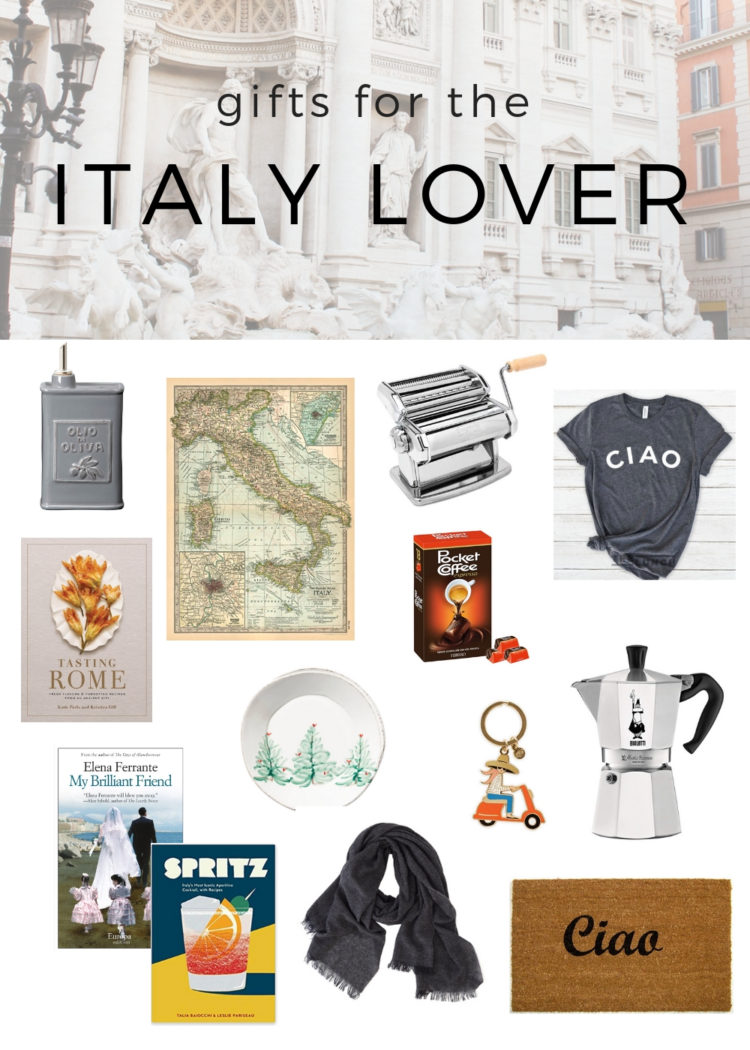 Gifts for the Italy Lover
